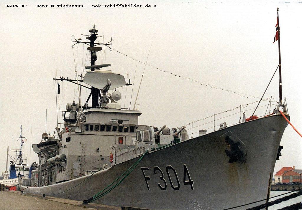 Narvik F 304, NOR - 28.11.99 Bhv