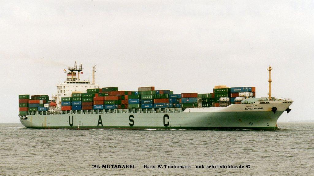 Al Mutanabbi, BHR - 12.05.04 Schelde
