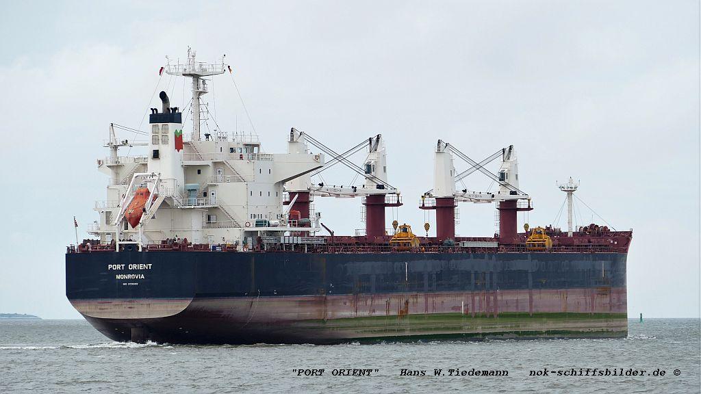 Port Orient, LBR - Weser 15.06.2019 va