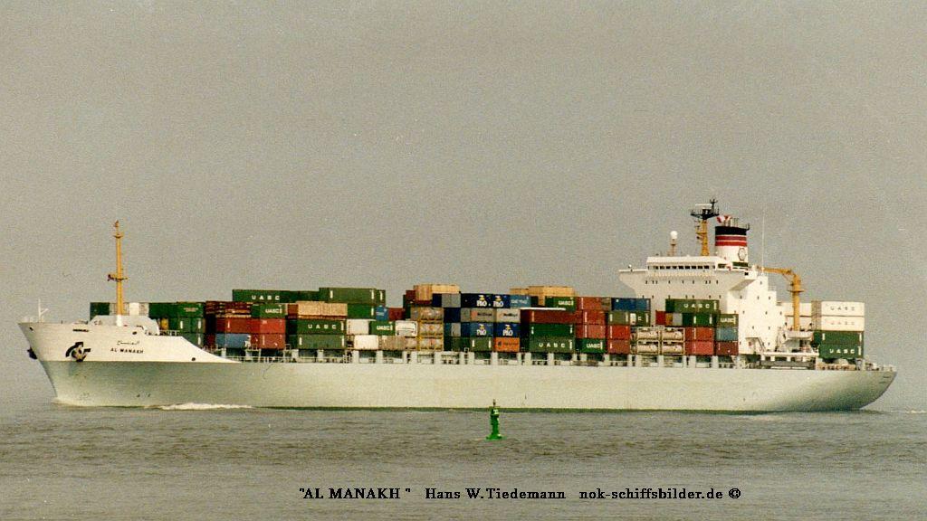 Al Manakh, KWT - 17.05.97 Elbe