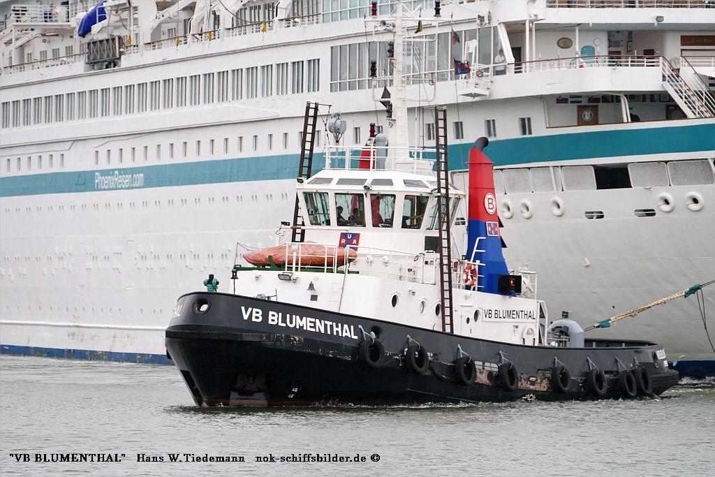 Albatros, NHS - Verholung zur Werft 11.08.2019. VB BUMENTHAL