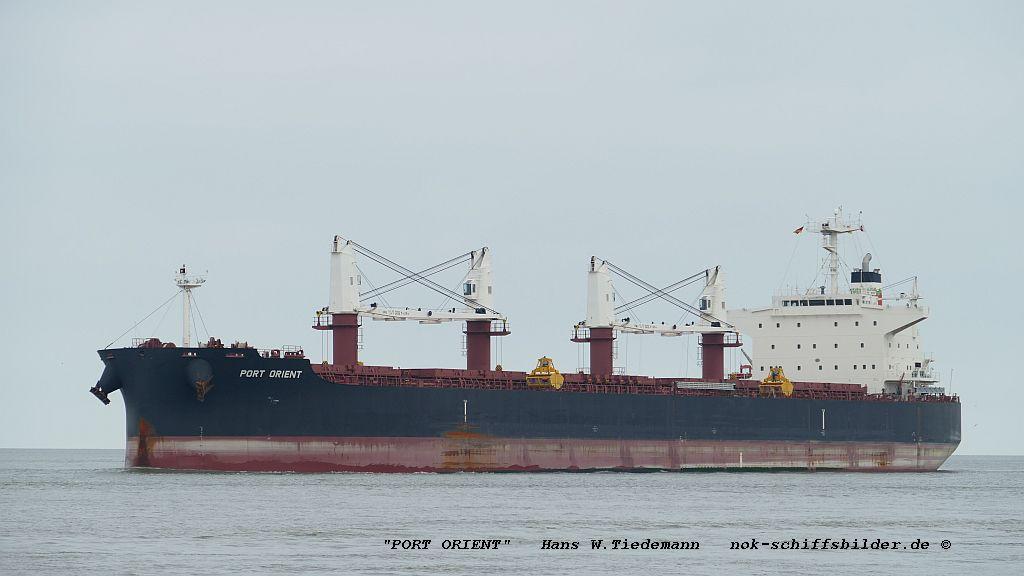 Port Orient, LBR, IMO 9735103 - Bhv 12.06.2019