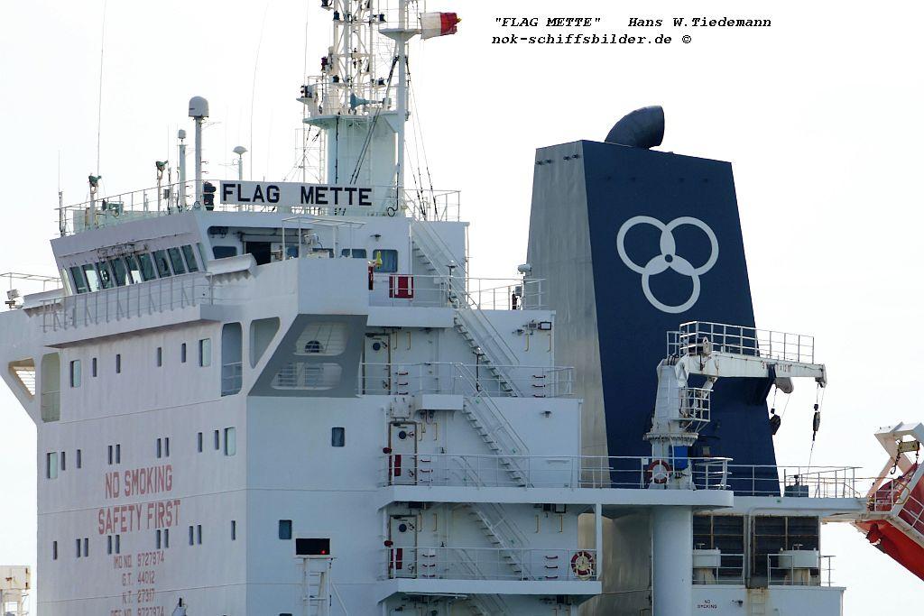 Flag Mette, MLT, - 25.06.2019