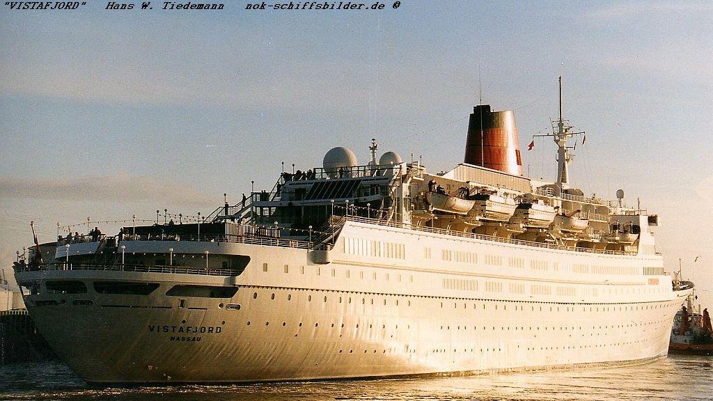 Vistafjord, BHS - IMO 7214715 - Bhv