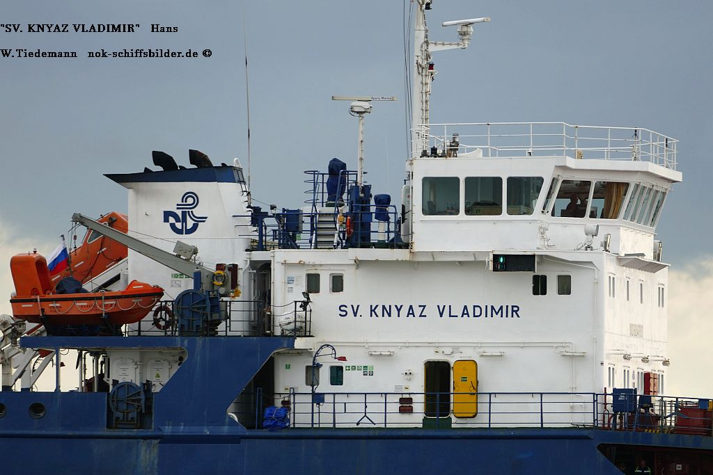 SV. Knyaz Vladimir, RUS, - 01.09.2019
