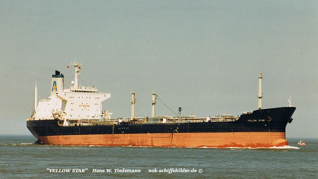 Yellow Star, NIS - 31.07.95 Cux