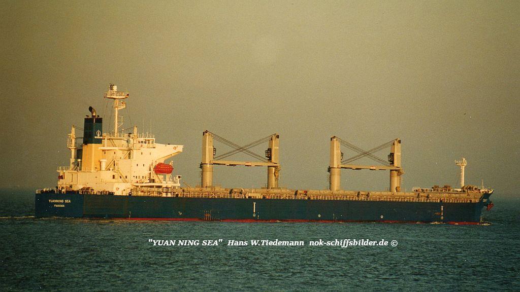 Yuan Ning Sea, PAN - 02.04.05 Cux