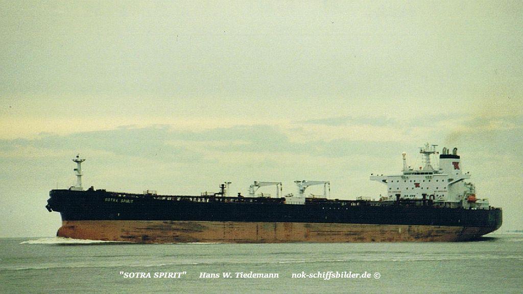 Sotra Spirit, BHS - 14.04.01 Cux