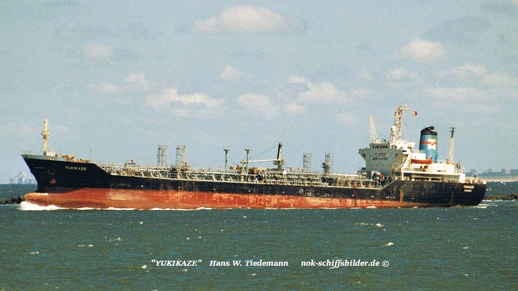 Yukikaze, PAN - 22.07.95 Maasmond