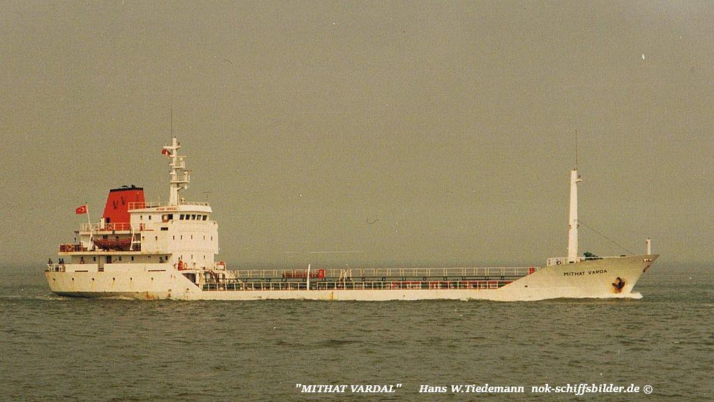 Mithat Vardal, TUR - 24.04.94 Cux