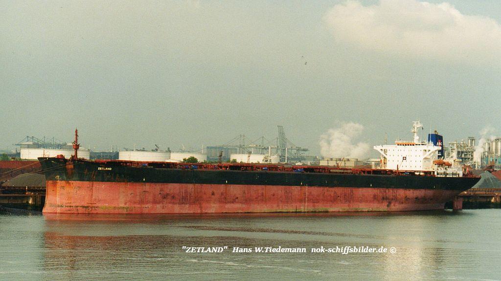 Zetland, BMU - 16.05.99