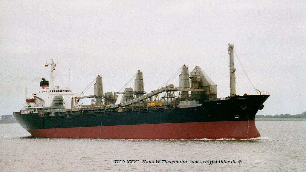 Uco XXV, BHR - 13.06.04SMD, N38-04