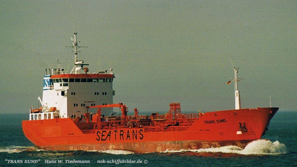 Trans Sund, NIS - 09.06.02 Cux