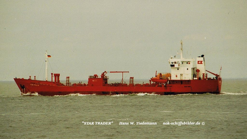 Star Trader, MLT - 22.05.94 Cux