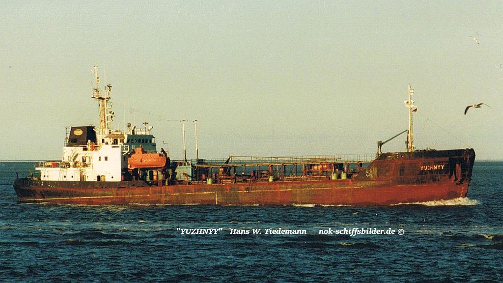 Yuzhnyy, RUS - 27.10.97 Cux