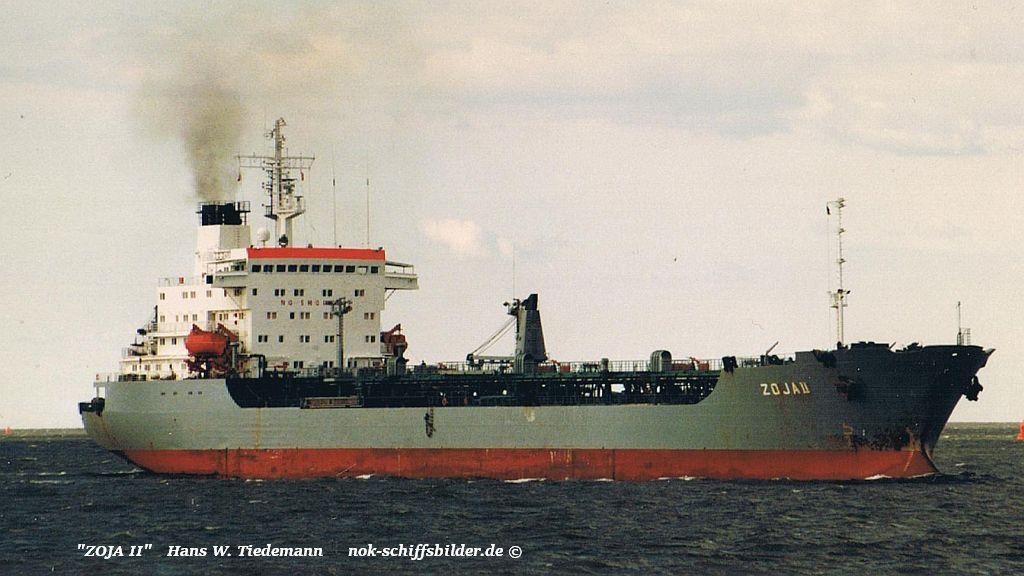 Zoja II, CYP - 07.09.96