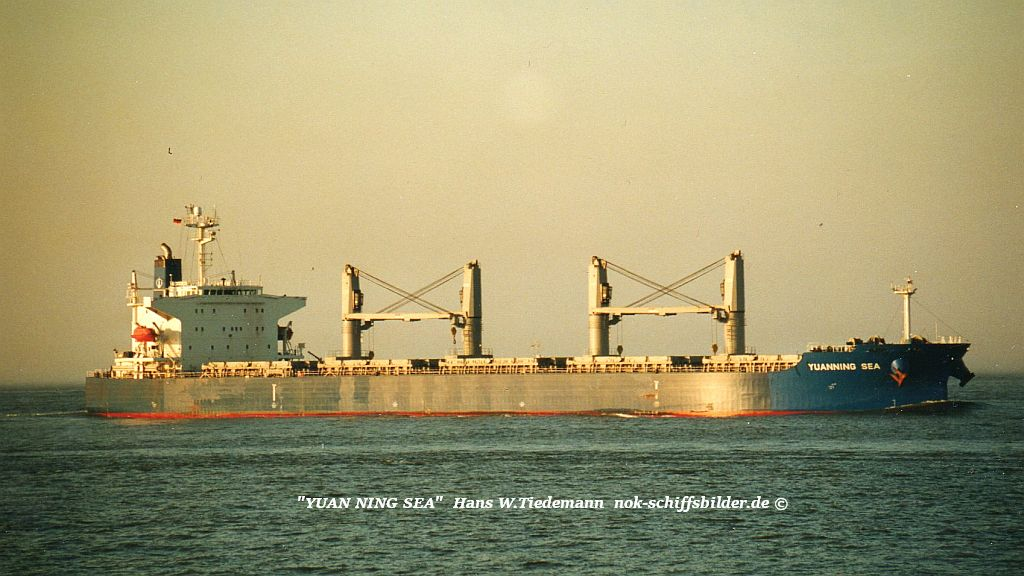 Yuan Ning Sea, PAN - 02.04.05