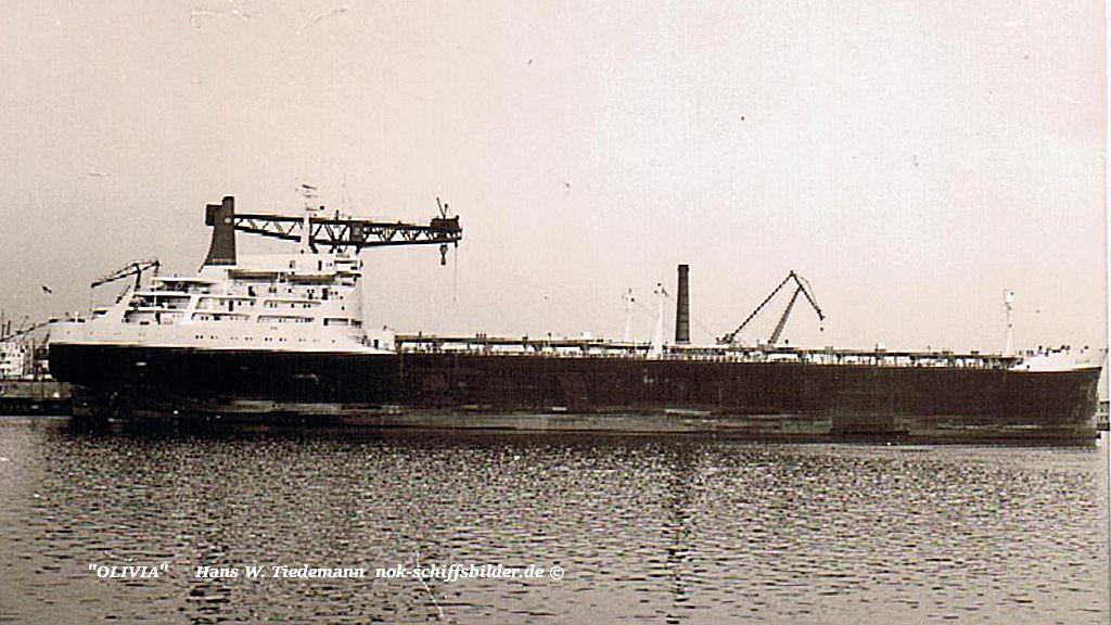 Oliva, DEU, -63 - 1968 Bhv, -83 Abbruch