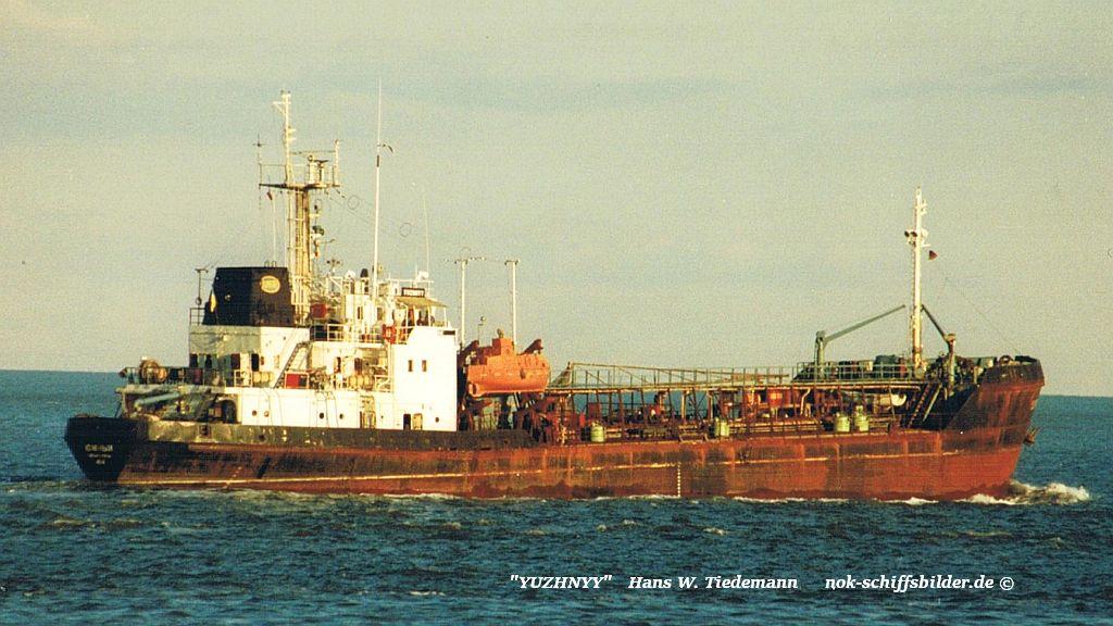 Yuzhnyy, RUS - 27.10.97 Elbe