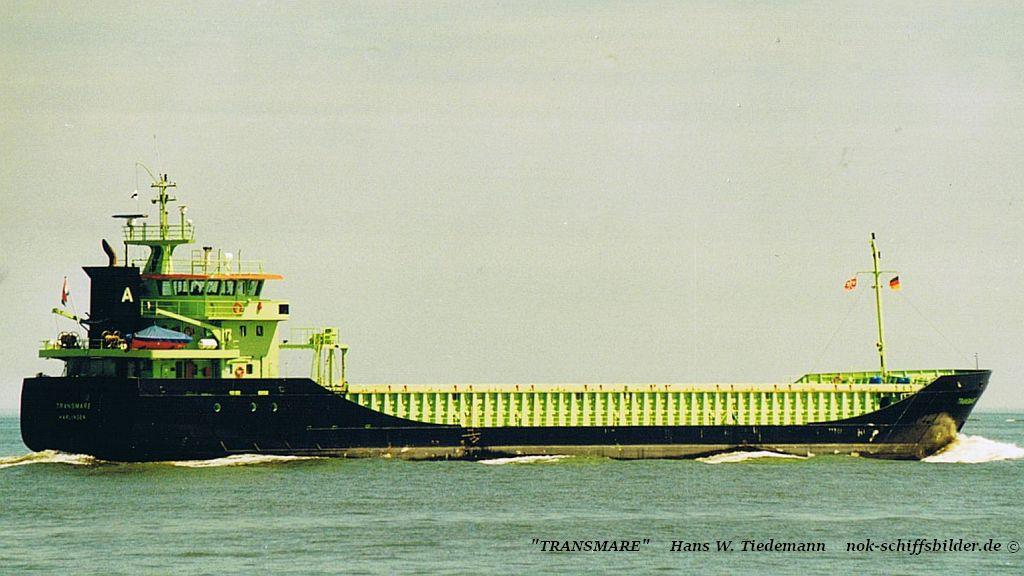 Transmare, NLD, Harlingen - 02.07.00 Cux