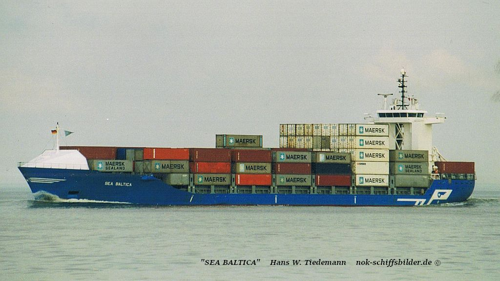 Sea Baltica, NLD - 29.04.01 Cux