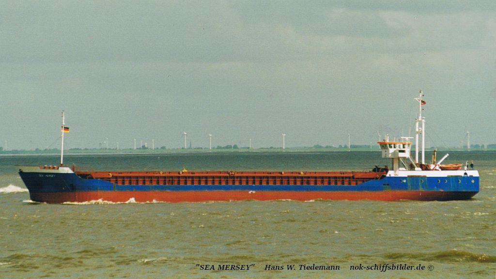 Sea Mersey, ATG, Leer - 01.09.02 Cux
