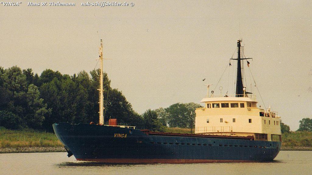 Vinga, SWE - 12.08.94 Kiel Canal