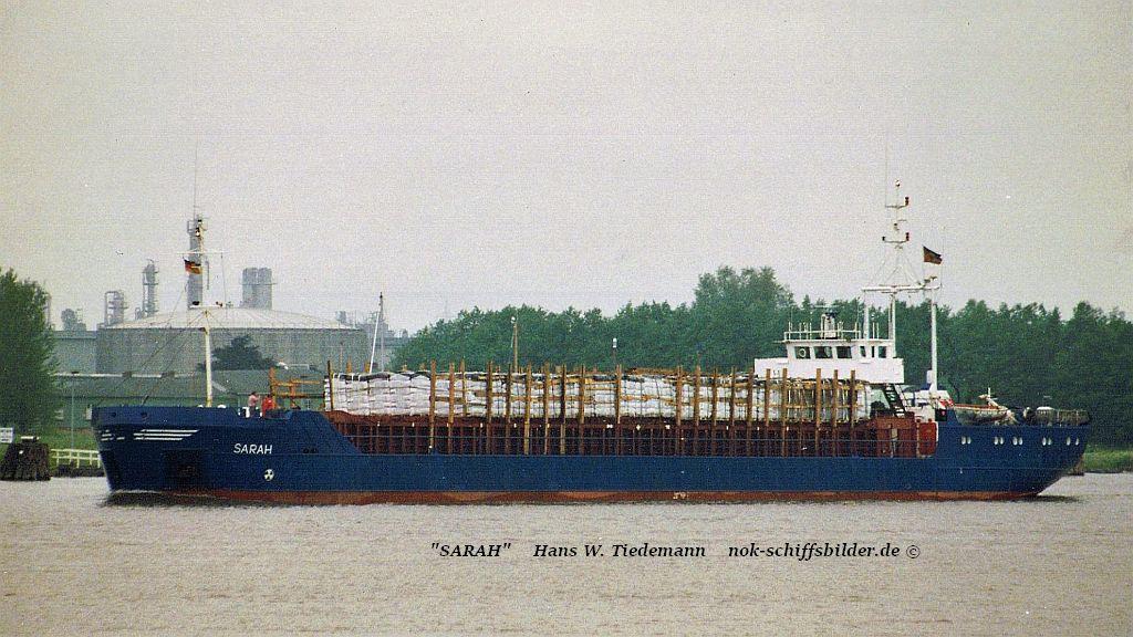 Sarag, ATG - 14.06.97 Brunsbüttel
