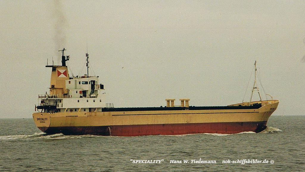 Speciality, BHS - 09.07.94 Elbe