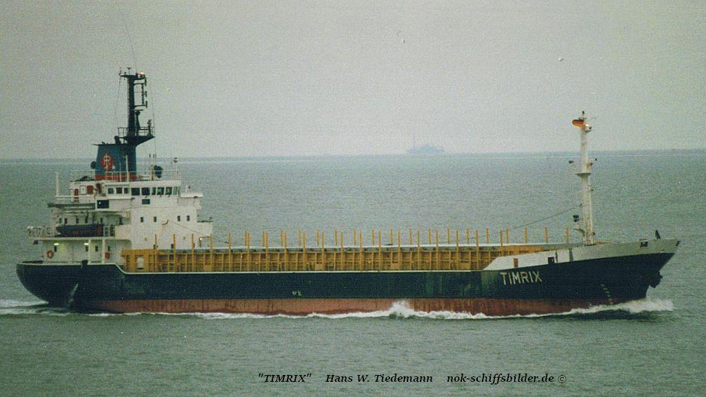 Timrix, BHS - 08.10.00 Elbe Cux
