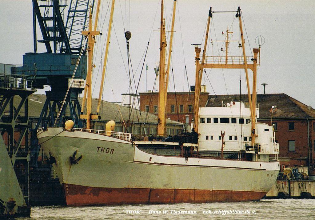 Thor, ATG, Hamburg - 29.08.89 Bhv MWB
