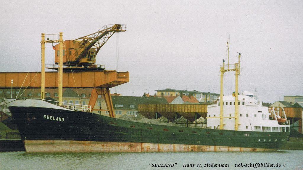Seeland, CYP, -59, ex Grethe Reith-69 - 21.04.87 Bhv Neuer H