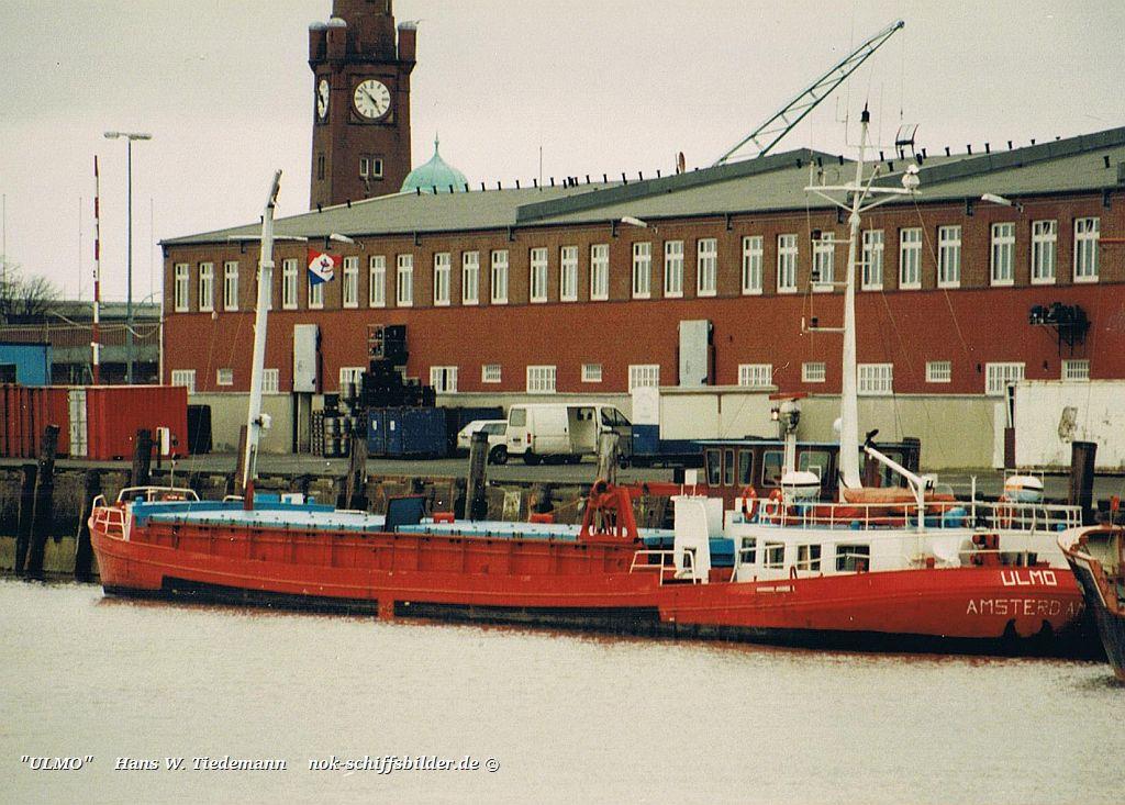 Ulmo, NLD, Amsterdam - 09.04.95 Cux Lentzkai