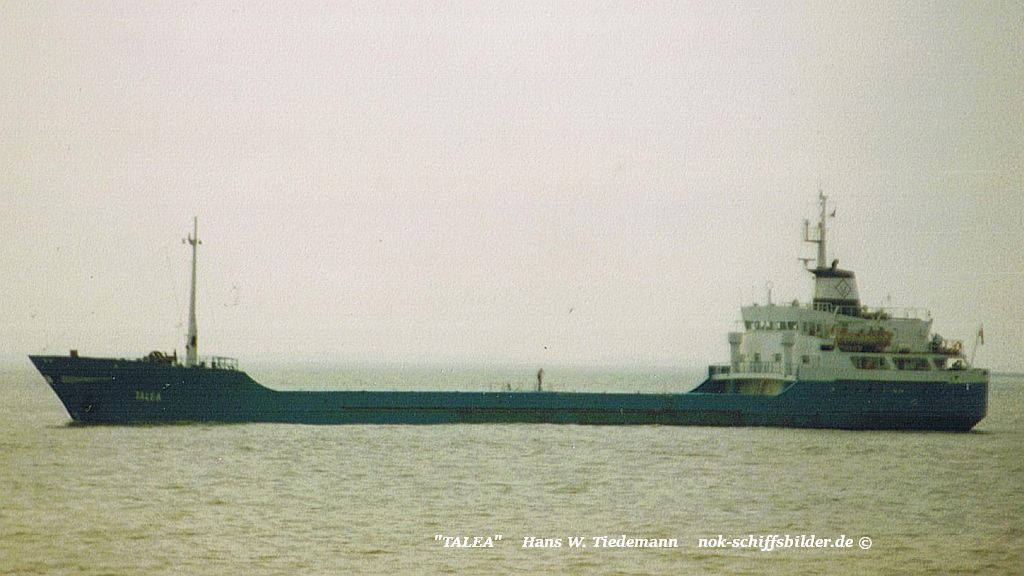 Talea, DEU, -72 - ex Helena-86 - 18.05.89 Bhv