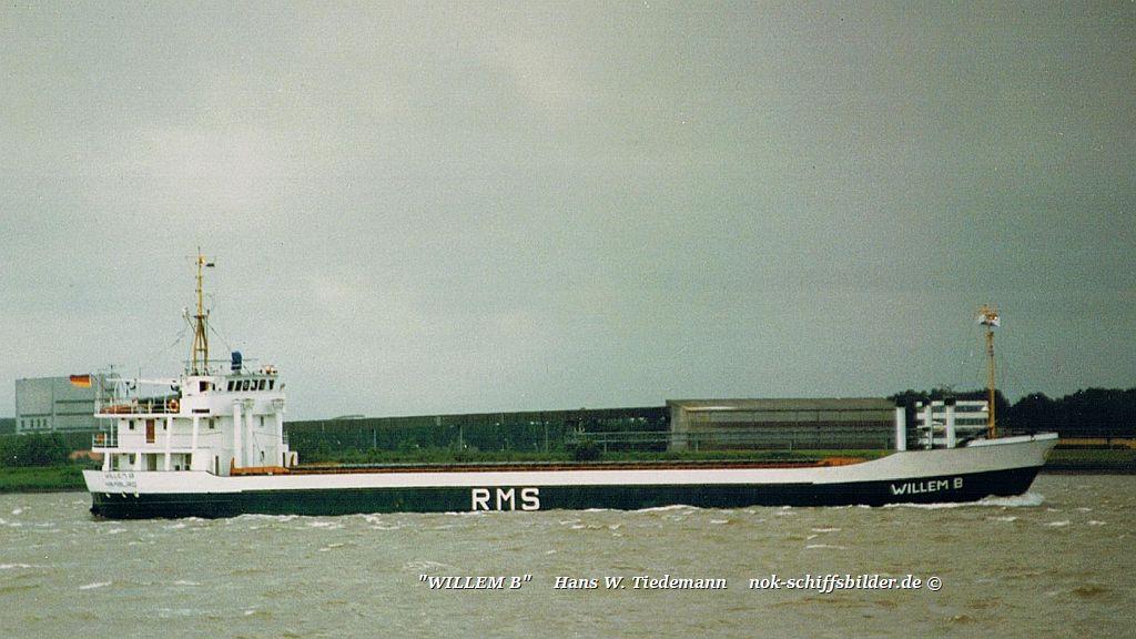 Willem B, DEU, Hamburg, -71 - 25.07.87 Bhv