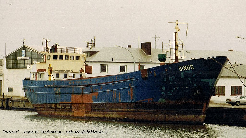 Sinus, DEU, Hamburg - 11.05.96 Bhv