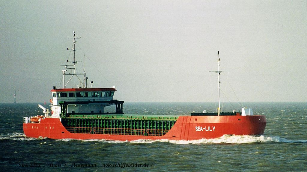 Sea-Lily, NLD, Delfzijl - 22.04.01 Cux