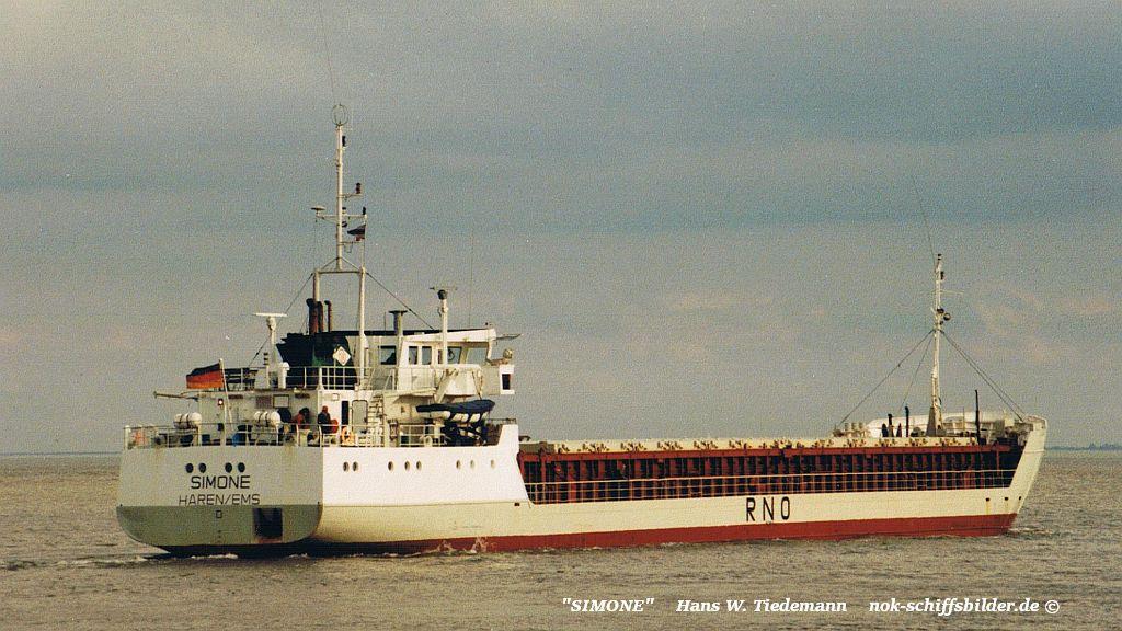 Simone, DEU. Haren-Ems - 23.10.94