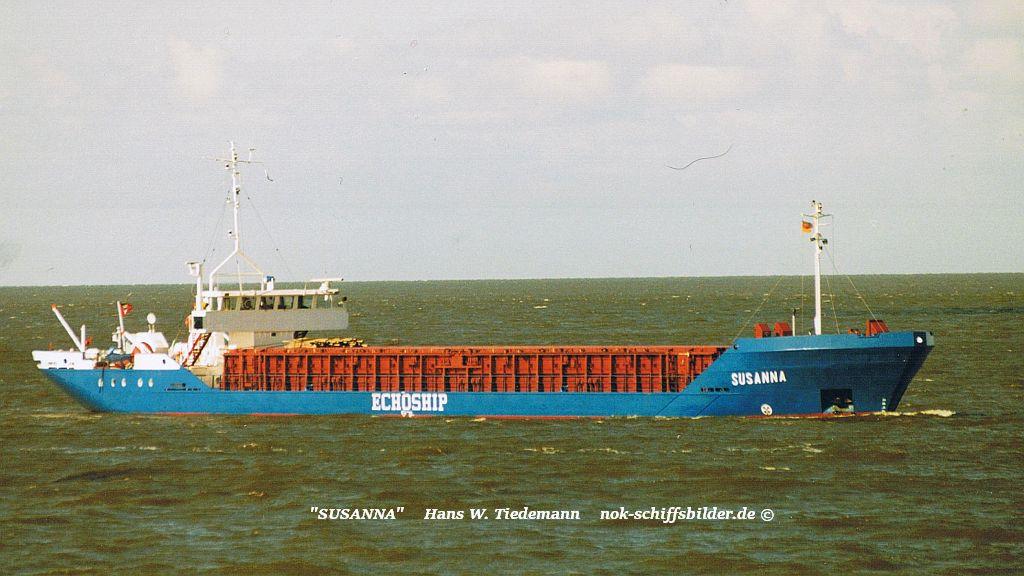 Susanna, ATG - 01.09.02 Elbe