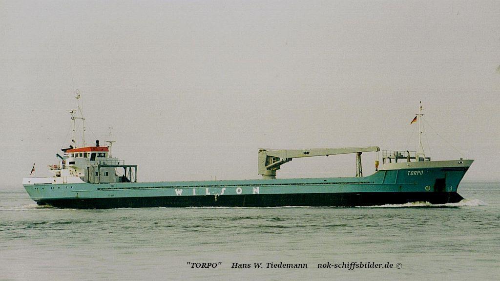 Torpo, BHS - 27.06.01 Elbe