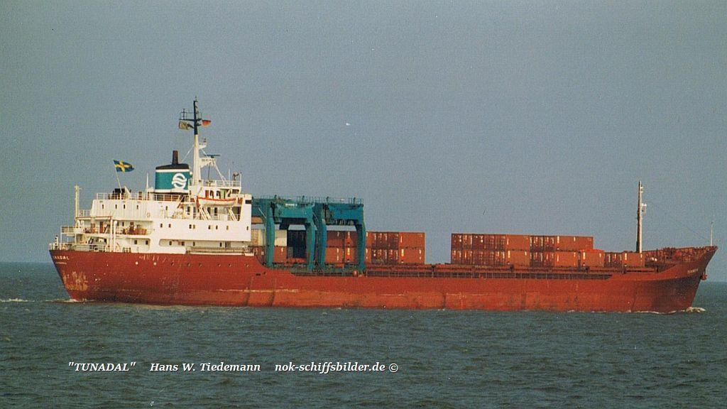 Tunadal, SWE - Elbe 08.07.95
