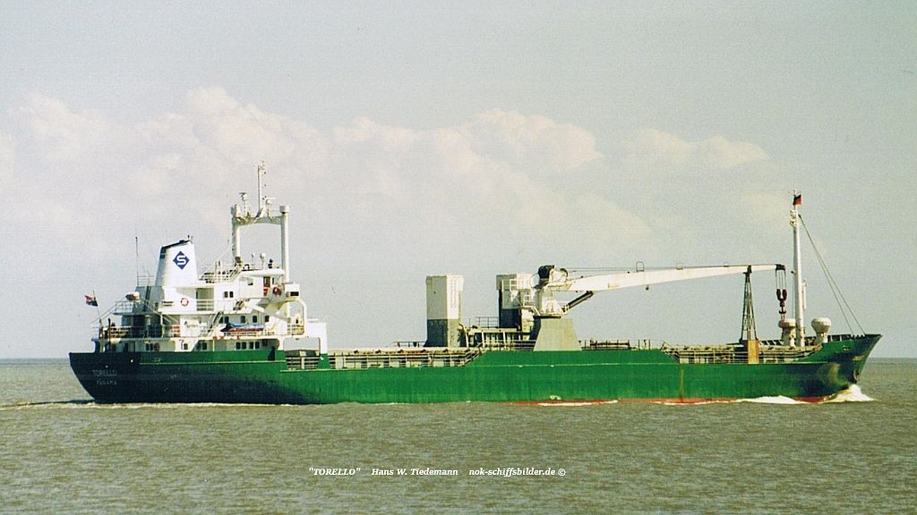 Torello, PAN - 08.04.01 Elbe