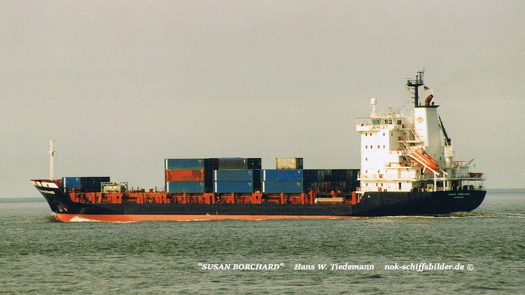 Susan Borchard, ATG, Hamburg - 15.04.96