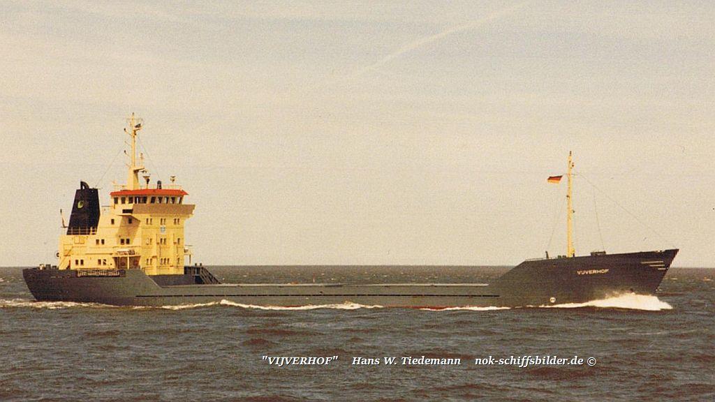 Vijverhof, NLD - 21.05.89 Cux