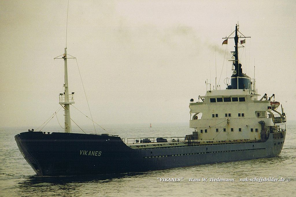 Vikanes, NIS - 25.04.99 Cux