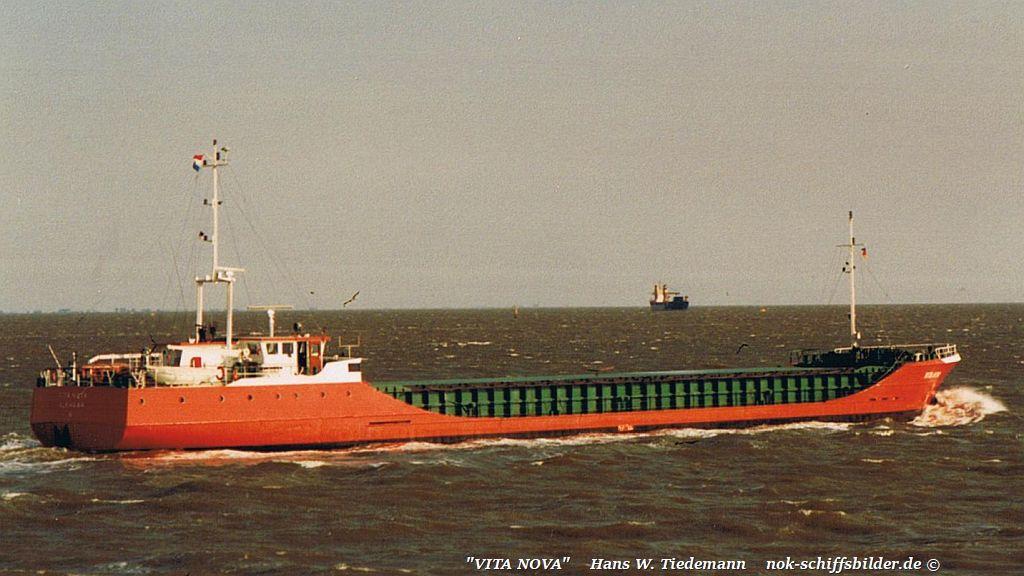Vita Nova, NLD, Alkmaar - 03.10.92 Cux