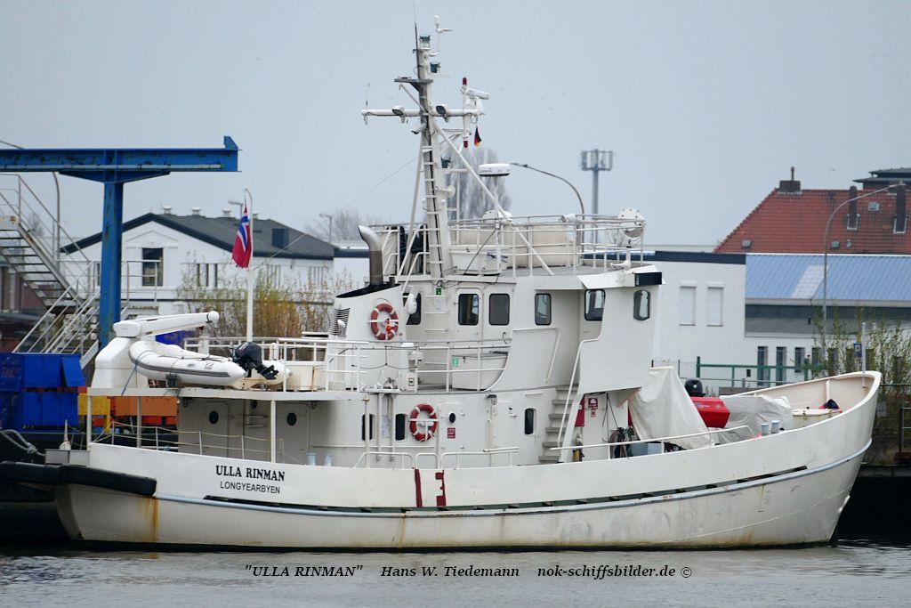 Ulla Rinman, NOR, Spitsbergen Cruise - Bhv26.11.2019