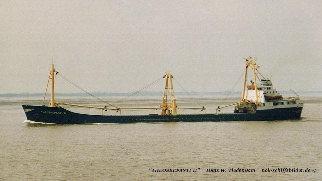 Theoskepasti II, CYP - 29.04.89 SMD