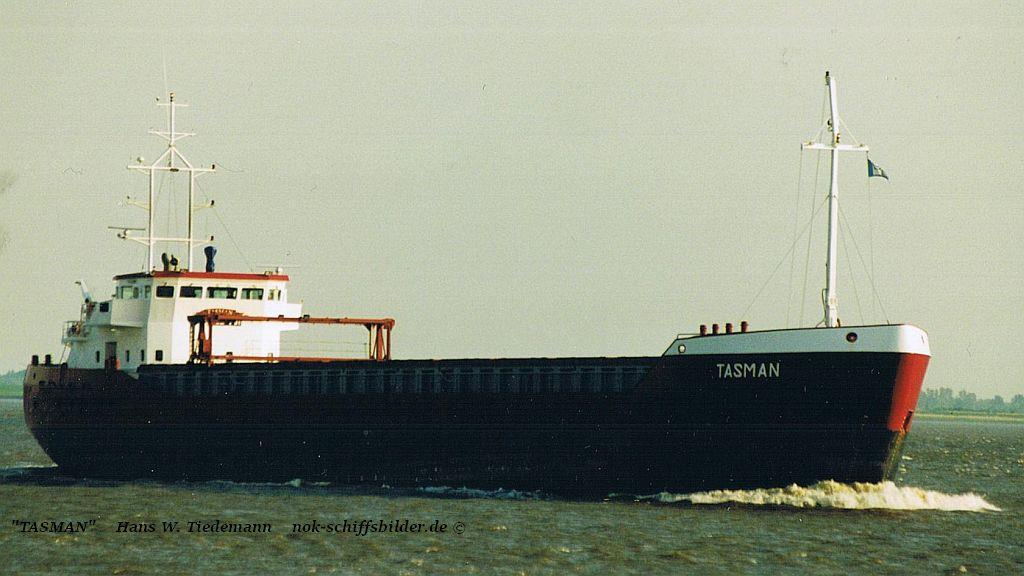 Tasman, NLD, Harlingen - 21.05.02 Weser Bhv