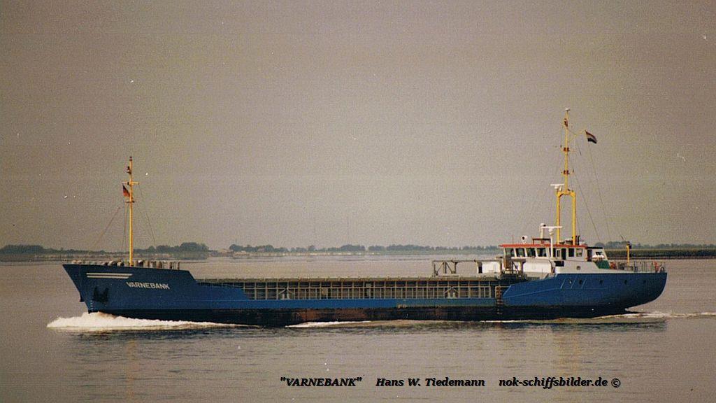 Varnebank, NLD, Delfzijl - 21.06.89 Bhv